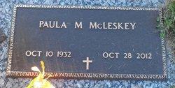 Paula Marie <I>Josar</I> McLeskey