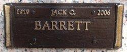 Jack C Barrett