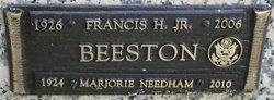 Marjory N <I>Needham</I> Beeston