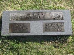 """Nathaniel S """"Nathan"""" Slay"""