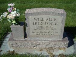 """William Eugene """"Bill"""" Irestone"""
