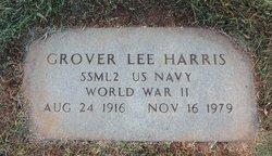 Grover Lee Harris