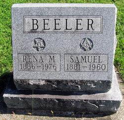 Rena M. <I>Windle</I> Beeler