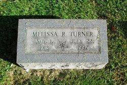 Melissa Rose <I>Damron</I> Turner