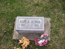 Mary Kathaleen Allman