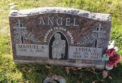 Lydia C. <I>Lovato Garcia</I> Angel