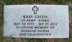 Kary Green