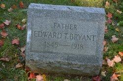Edward Thurston Bryant