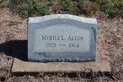 Myrtle Louella <I>Mires</I> Alton