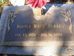 Donald Mack James