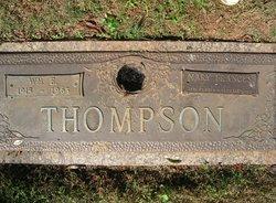 Mary Frances Thompson