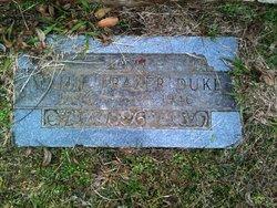 """Mary Alice """"Mamie"""" <I>Libby</I> Duke"""