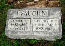 Rachel Lucretia <I>Patrick</I> Vaughn