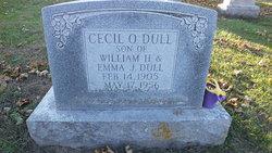 Cecil Osborne Dull