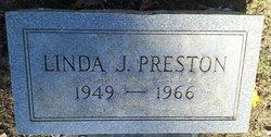 Linda Jane Preston