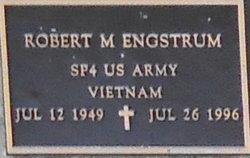 Robert M Engstrum
