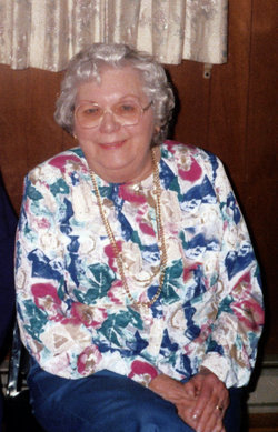 June Louise <I>Roberson</I> Bodmer