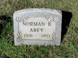 Norman Bruce Abey