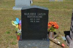 Marjorie <I>Laflin</I> Berthiaume