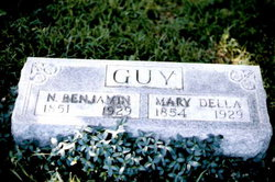 Mary Della <I>O'Hara</I> Guy