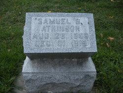 Samuel S Atkinson