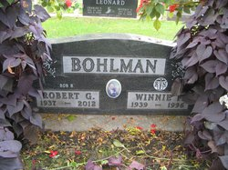 Robert G Bohlman
