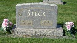 Eva Esther <I>Werts</I> Steck
