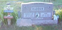 Ethel <I>Pearce</I> Haddon
