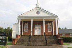 Candor Baptist Church Cemetery