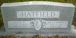 Frank Hatfield, Sr.