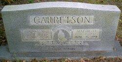 Mattie O. Garretson