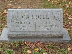 Joseph Henry Carroll