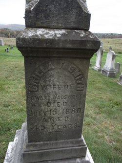 Orvilla T. <I>Smith</I> Wadsworth