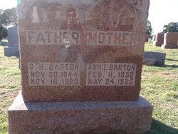 Samuel Houston Barton