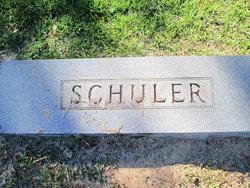 Ernest Foster Schuler, III