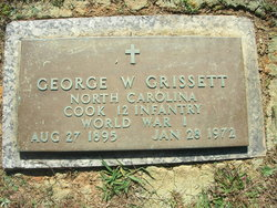 George Washington Grissett