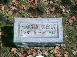 Mary R Kelsey