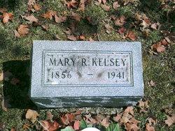Mary R <I>Green</I> Kelsey