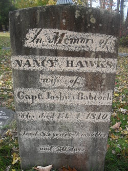 Nancy <I>Hawks</I> Babcock