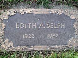 Edith Aileen <I>Streckfuss</I> Selph