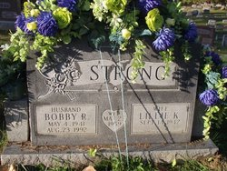 Bobby Ray Strong