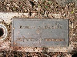 Martha Isabelle <I>Allen</I> Hatchell