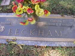 Glenna C Beckham