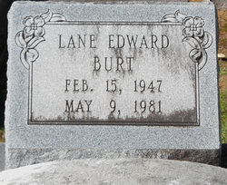 Lane Edward Burt