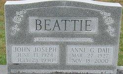 Anne Gertrude <I>Dail</I> Beattie