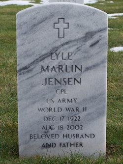 Lyle Marlin Jensen