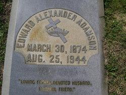 Edward Alexander Adamson
