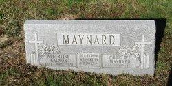 Albertine <I>Gagnon</I> Maynard
