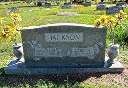 Maggie M <I>Thomas</I> Jackson