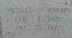 Mildred Novela <I>Harbin</I> Sullivan